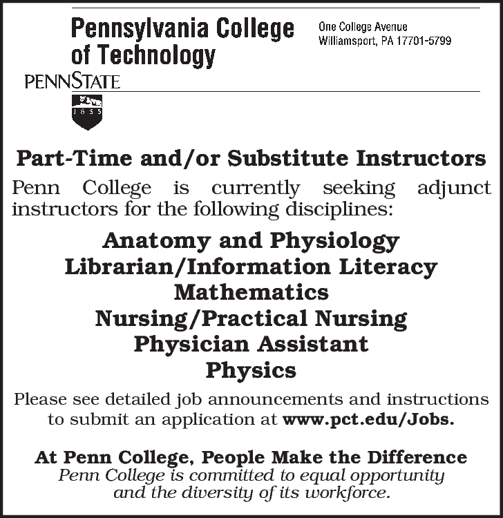 Anatomy and Physiology Instructor - Multiple Positions job in ...